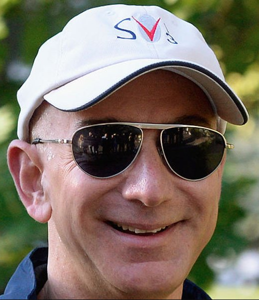 Amazon's Jeff Bezos is the richest person in the world