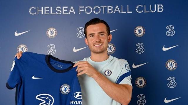 Chelsea anuncia Ben Chilwell