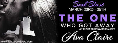 The One Who Got Away Book Blast!