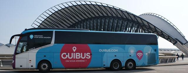 ônibus em Lyon