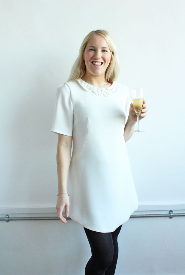 Tilly and the Buttons Orla Dress Pattern Hack