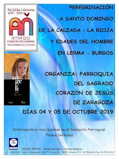 Peregrinación a Santo Domingo de la Calzada