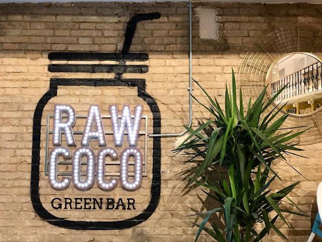Rawcoco Green Bar: el nuevo espacio chic y saludable para brunchear