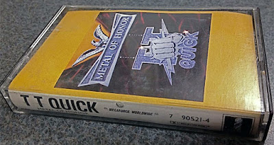 TT Quick Metal of Honor cassette tape... still have mine somewhere!