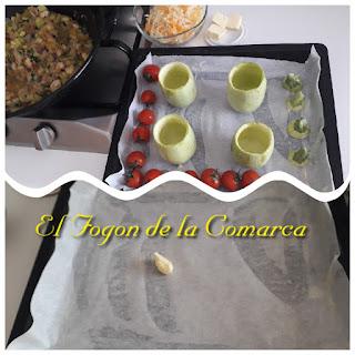 ANA LEAL EL FOGÓN DE LA COMARCA