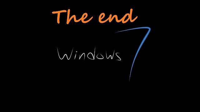 انتهاء دعم ويندوز 7 من مايكروسوفت