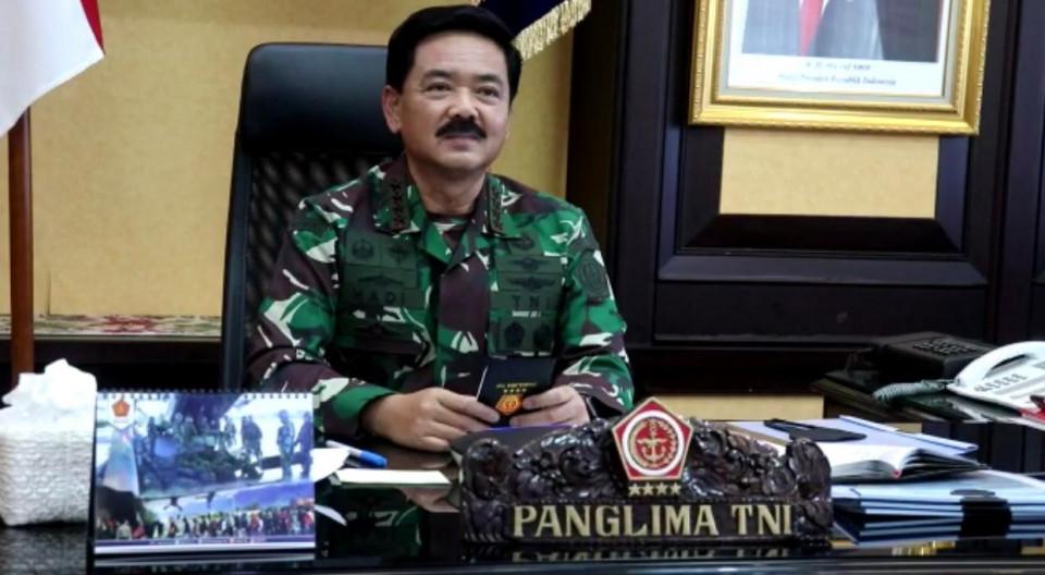 INFO! Sudah Clear, Simak Penjelasan Panglima TNI Atas Insiden Pembakaran Polsek Ciracas
