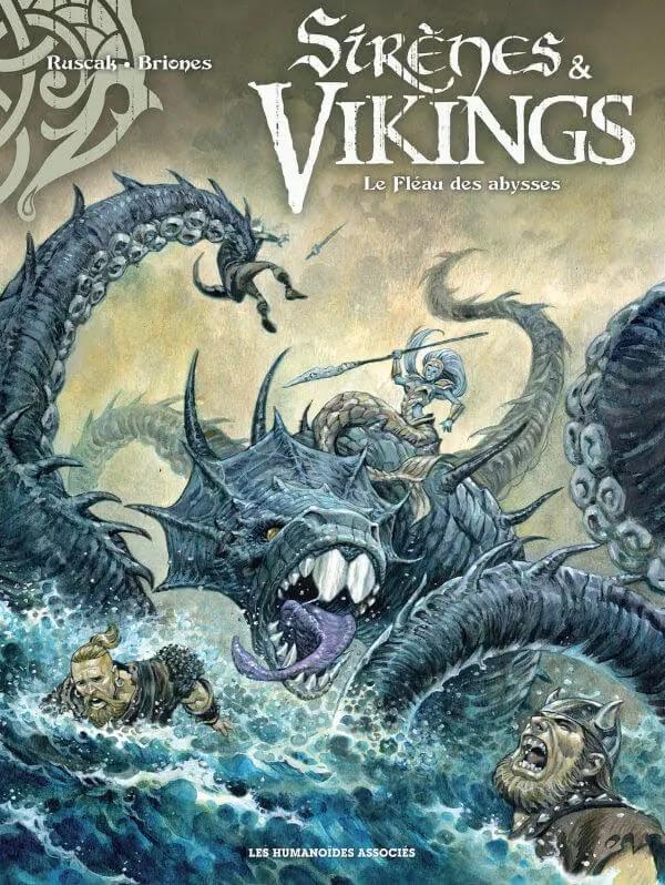 Sirènes & Vikings tome 1 - Le fléau des abysses