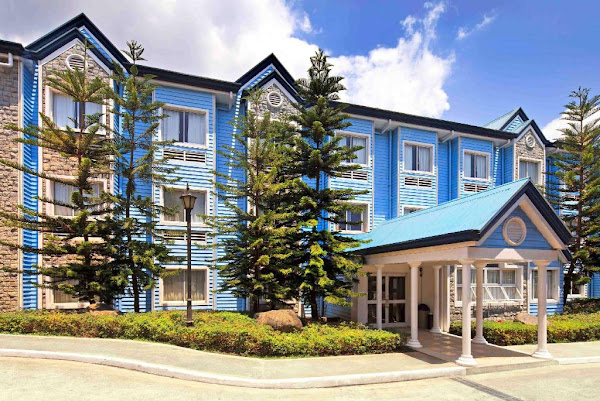 best hotels in Baguio City