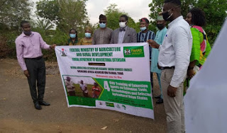 FG ORGARNISES TRAINING FOR AGRIC EXTENSION AGENTS