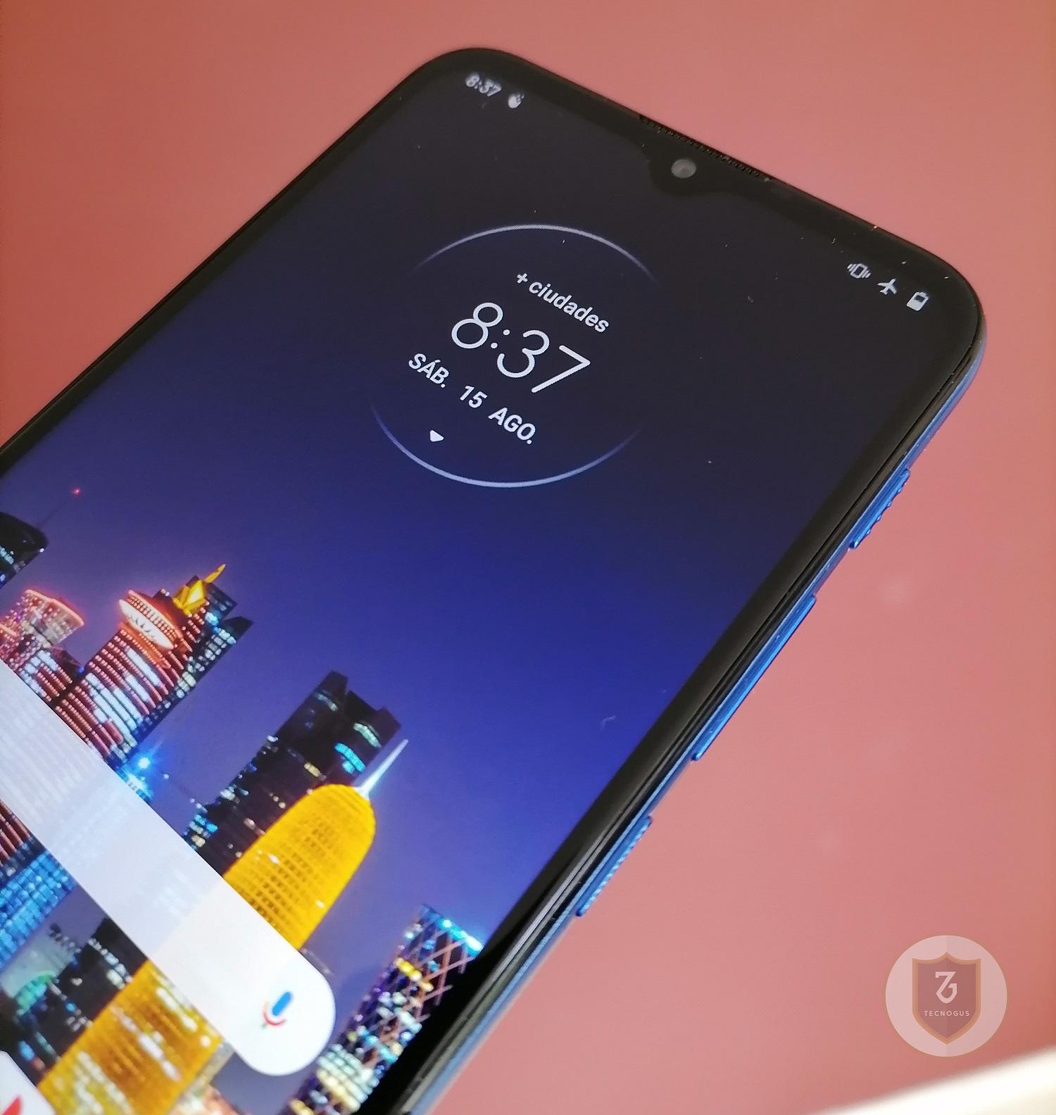 Review realizado al Motorola One Fusion