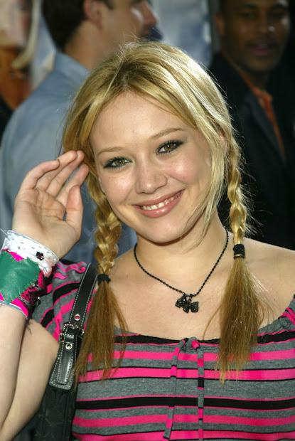 Hilary Duff 2002 Premiere