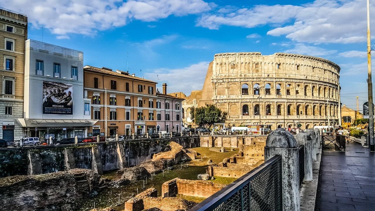 arquitectura de roma
