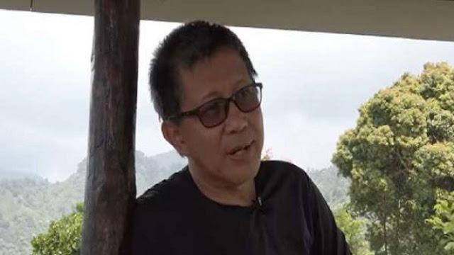 Rocky Gerung Sebut Akan Gugat Balik Sentul City 1 Triliun dan 1 Rupiah