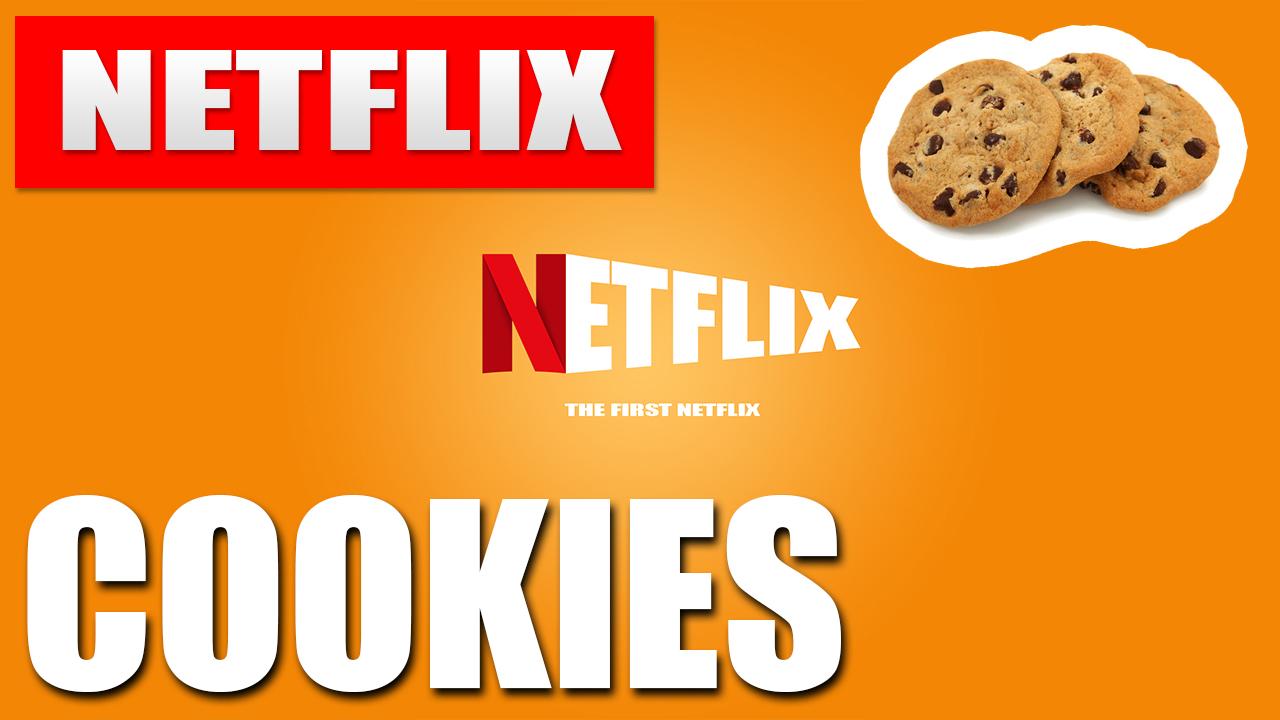 COOKIES NETFLIX 30/03/2017 FREE 100%