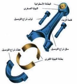 أجزاء ذراع التوصيل