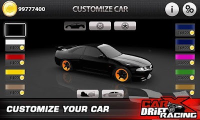 CarX Drift Racing v1.3.8 Mod Apk Data Terbaru (Unlimited Money)