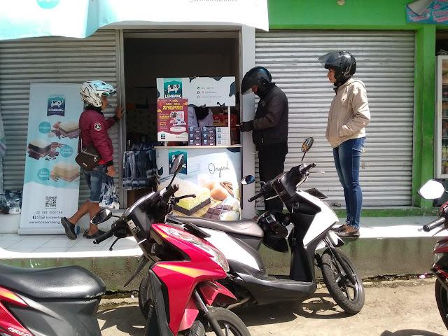 Oleh-Oleh Khas Bandung, Bolu Susu Lembang Bisa Dibeli di ...