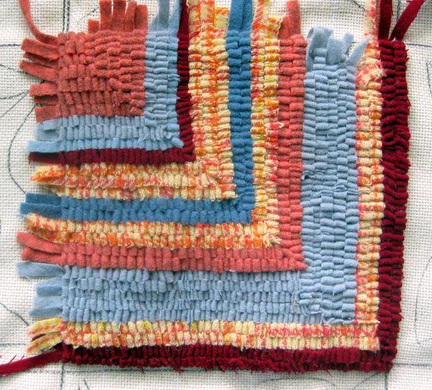 Cassie Stephens Wool Hooked Rugs