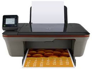 Picture HP Deskjet 3052A J611e Printer