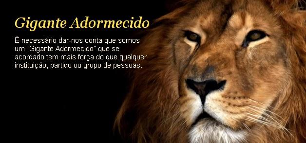 """Padre Paulo Ricardo – """"Gigante Adormecido"""""""