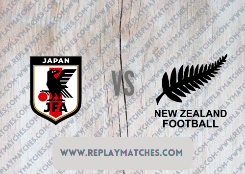 Japan U23 vs New Zealand U23 -Highlights 31 July 2021