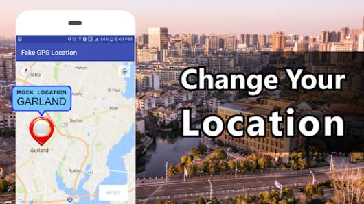 Fake GPS - Location Changer App