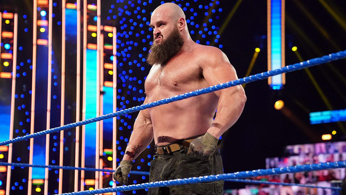 Billy Corgan adoraria ver Braun Strowman na NWA