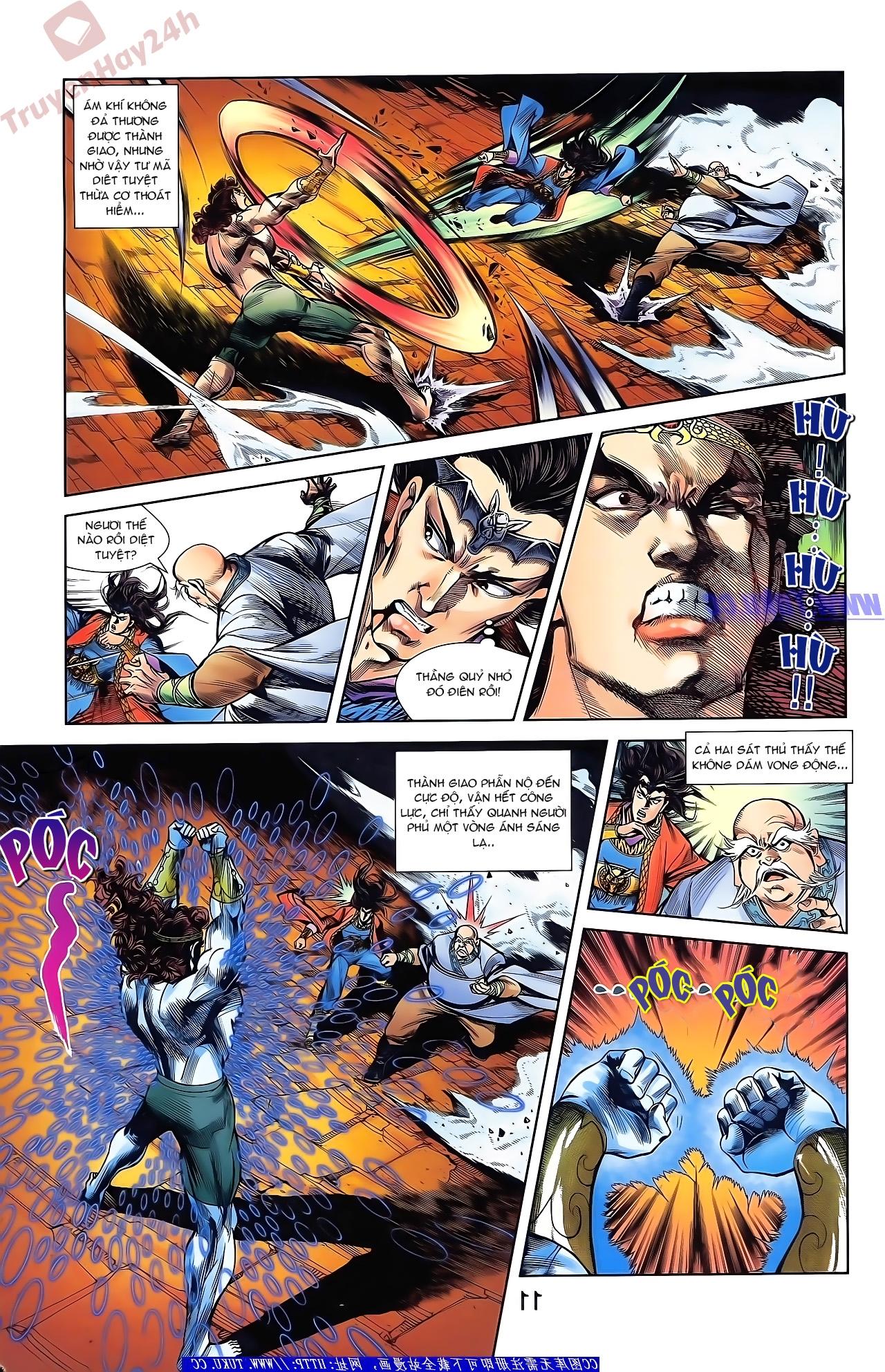 Tần Vương Doanh Chính chapter 45 trang 9