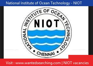 National Institute of Ocean Technology-apply-online-2017-image