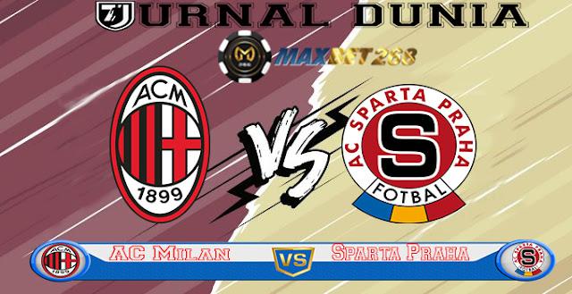 Prediksi AC Milan Vs Sparta Praha, Jumat 30 Oktober 2020 Pukul 00.55 WIB @ SCTV