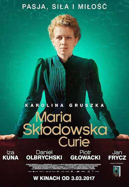Co łączy mnie z Marią Skłodowską - Curie?