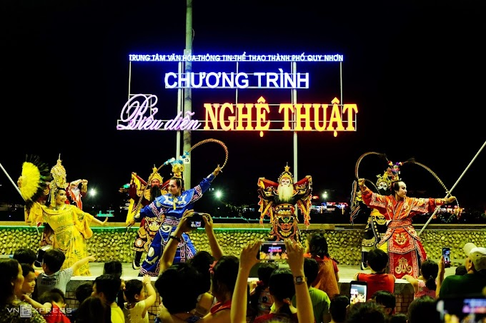 Where to go for nightlife in Quy Nhon streets