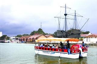 Destinasi Pelancongan di Melaka