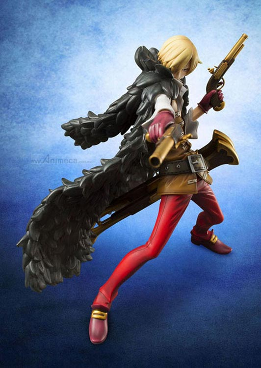 FIGURA SANJI EDITION-Z Ver. EXCELLENT MODEL P.O.P ONE PIECE