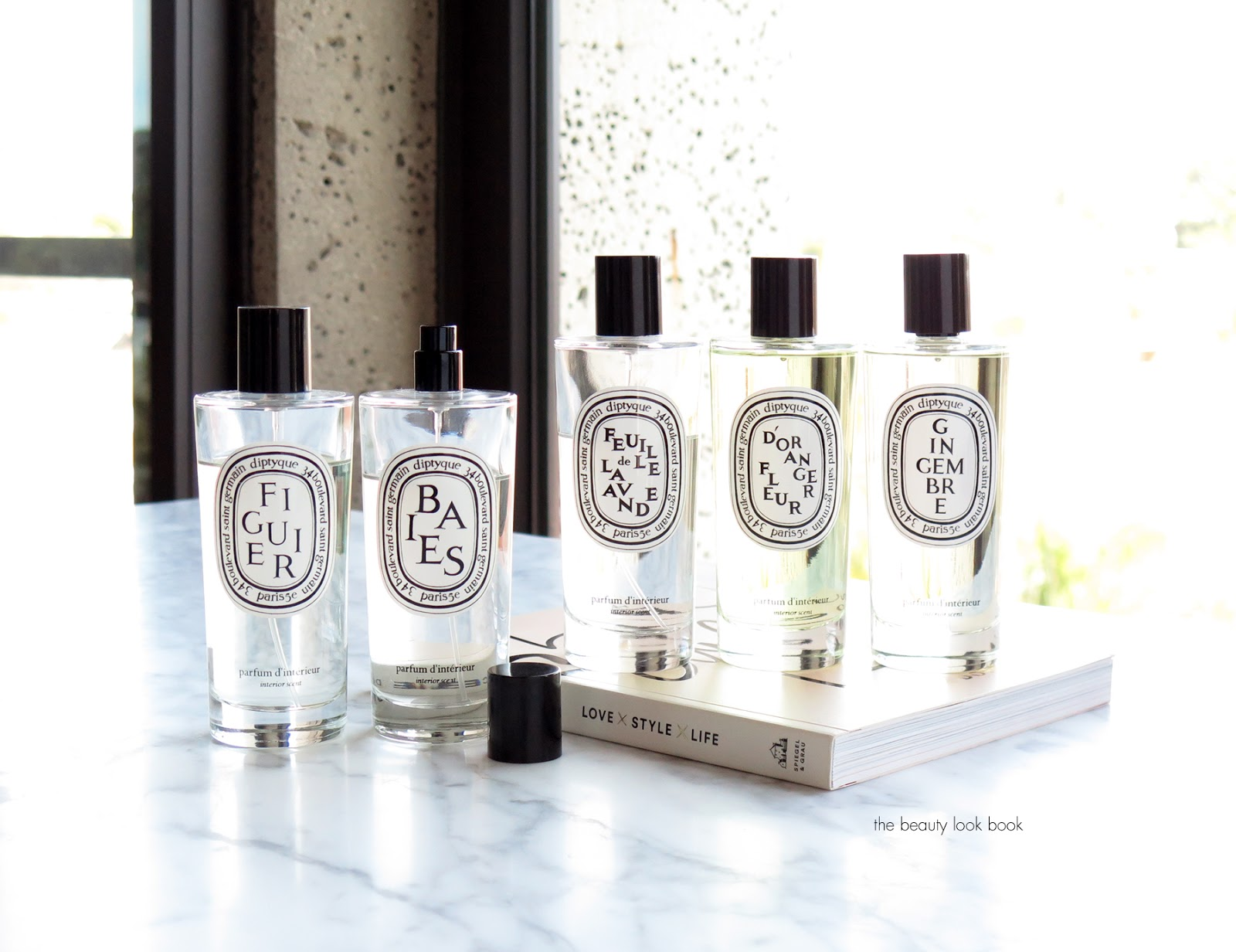 The beauty look book diptyque for Where to buy diptyque candles
