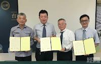 台糖攜手嘉藥、臺科大 簽署產學合作協議