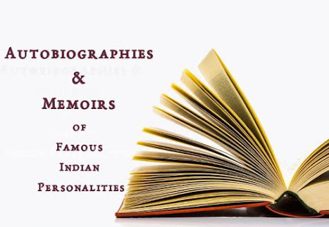 Autobiographies & Memoirs of Famous Indians