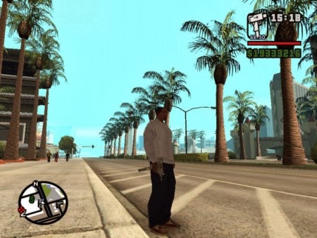 free download pc games: Grand Theft Auto San Andreas AO Repack