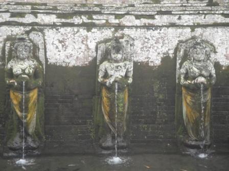 Pura Goa (Gua) Gajah - Bali, Wisata, Liburan, Objek Wisata, Tempat Wisata Menarik, Pura, Tempat Suci, Bedahulu, Bedulu, Gianyar, Bali