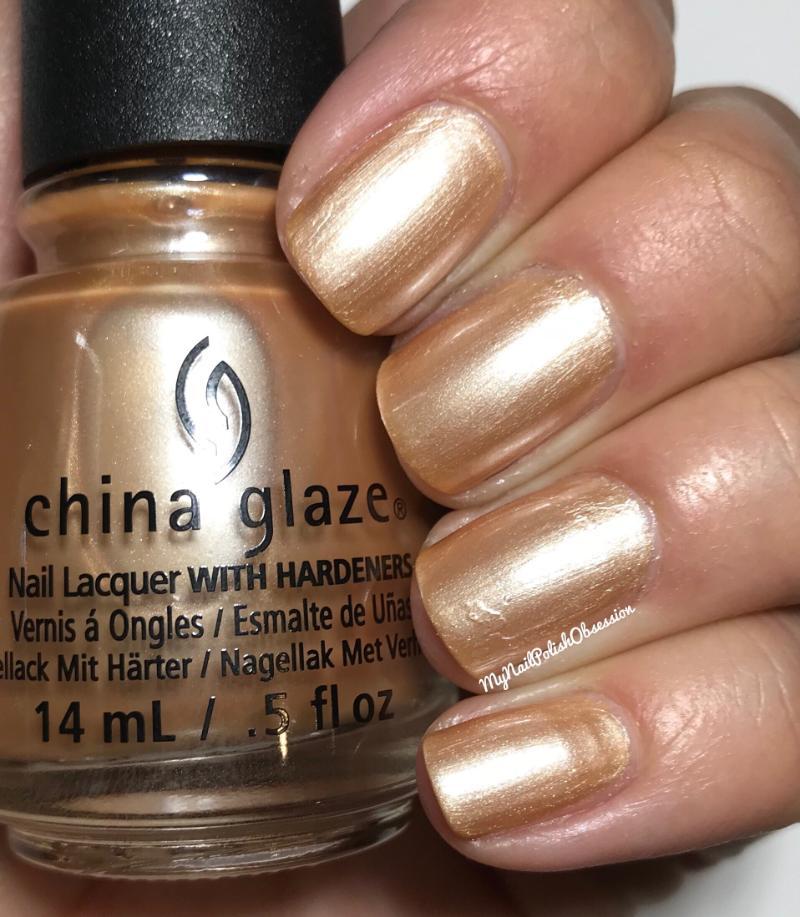 My Nail Polish Obsession: China Glaze Glam Finale, Holiday 2017
