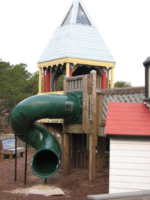 Puma Park Slide