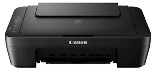 Printer Ink Jet Canon PIXMA E410 (Multifunction)