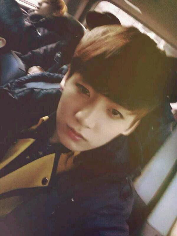 Jung Teen Sleeping