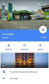 google map mode offline
