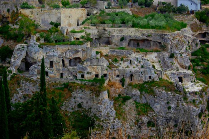 Chiesa Grotta San Michele Gravina
