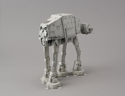 The Armoured Allterrain Ruff, AT-AT picture 7