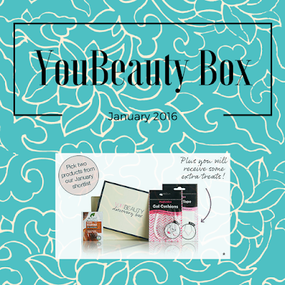You, Beauty, YouBeauty, January, 2016, Makeup, Beauty, Box, Subscription, Service, Skin, Care, Skincare, Healthy, Health