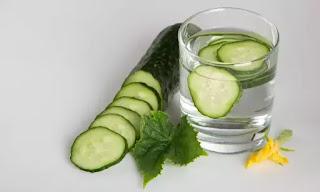 Air Rendaman Mentimun Untuk Kesehatan