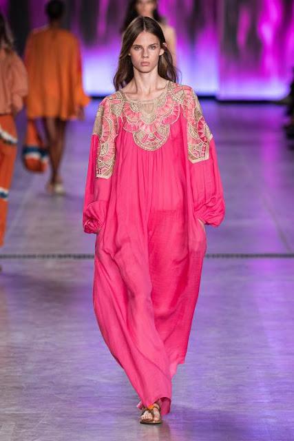 Модное платье весна-лето 2020 27
